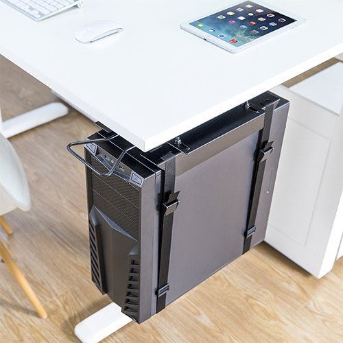 UNDER DESK CPU MOUNT