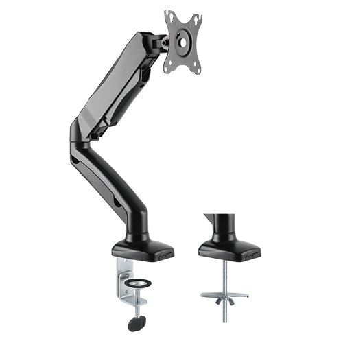 single monitor table stand