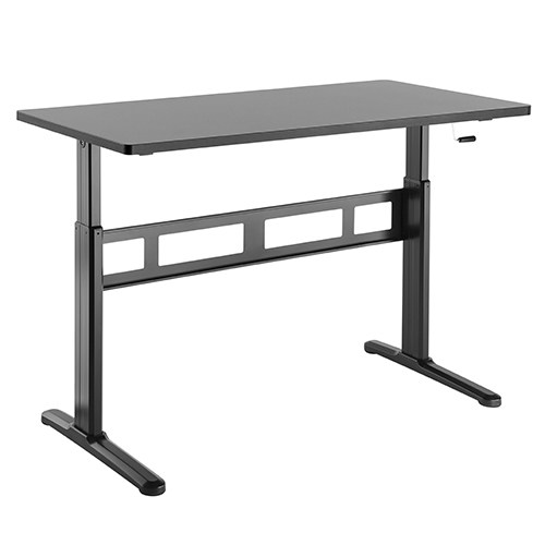 manual adjustable height table india