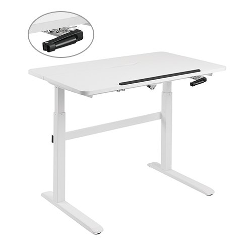 Excellent table with a smooth motor table