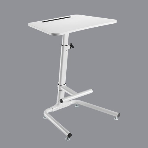 manual height adjustable laptop table