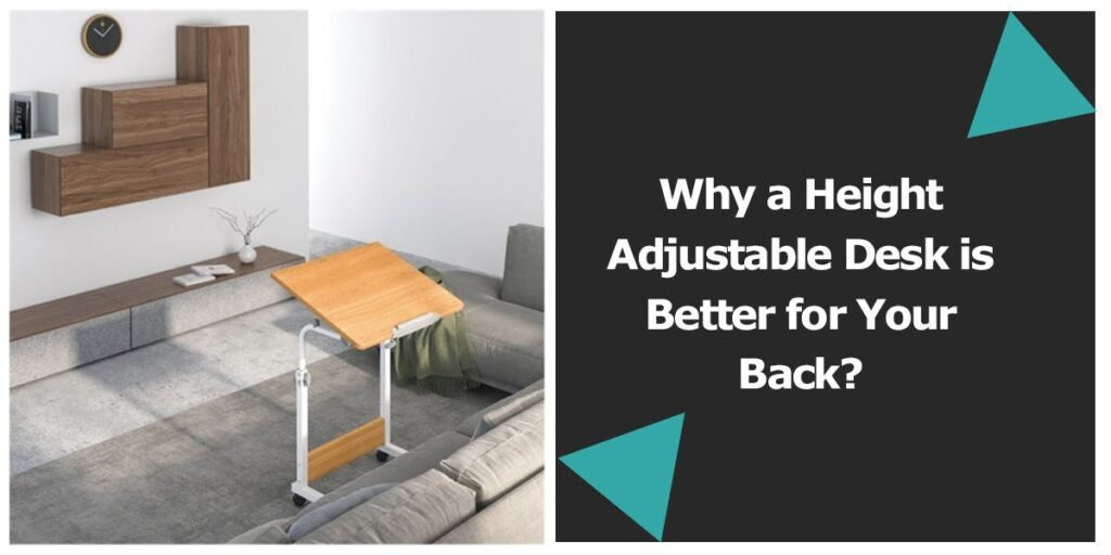 Can Standing Desk Help With My Back Pain?