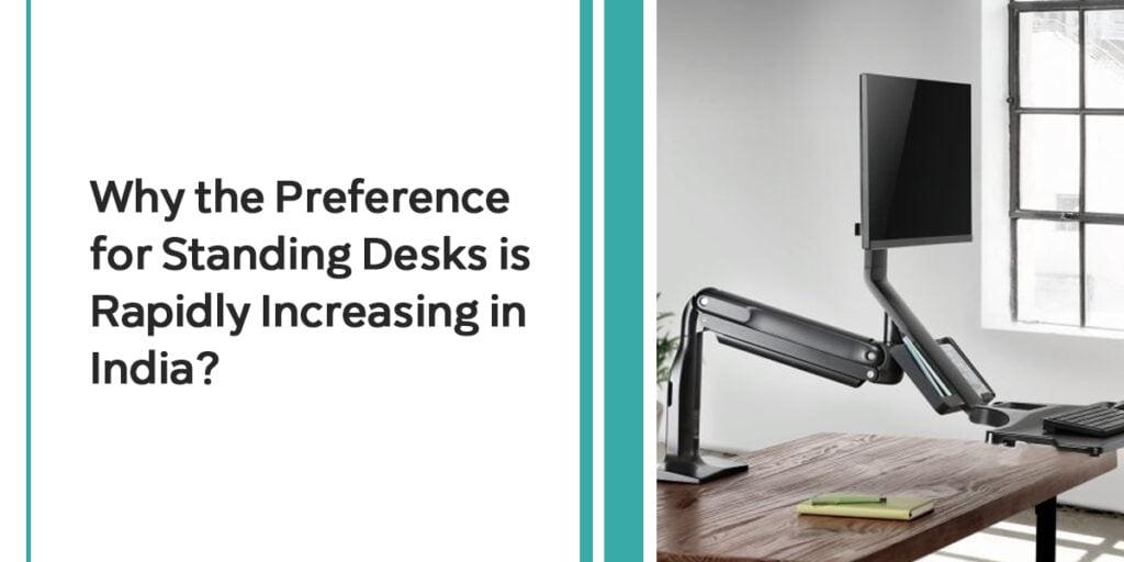 standing desk in india